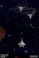 Screenshot of Space War Game