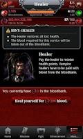 Screenshot of Vampires Game