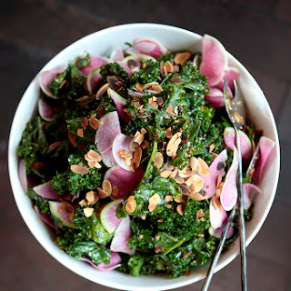 Nourish Kitchen + Table Detox Kale Salad