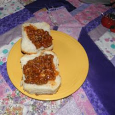 Terri's Sloppy Joes
