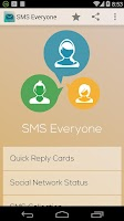Screenshot of SMS Messages Collection