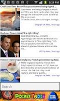 Screenshot of Mobo World News