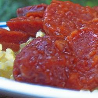 Candied Kielbasa