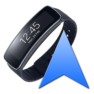 Gear Fit Navigation For PC