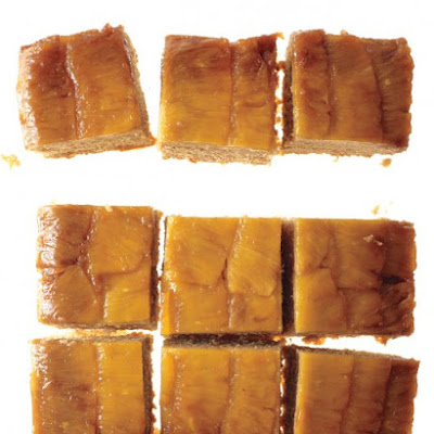 Jamaican Spiced Upside-Down Cake