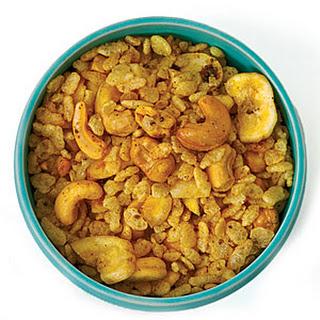 Rice Crispy Indian Recipes