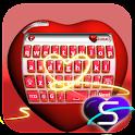 SlideIT Valentine's Day Skin icon