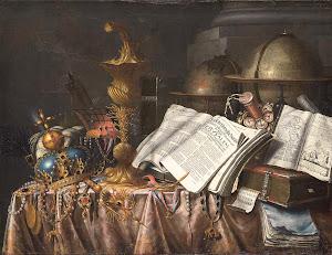 RIJKS: Edwaert Collier: painting 1662