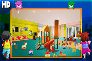 Screenshot of Escape From Kindergarten