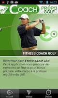 Screenshot of Golf Physic Preparation