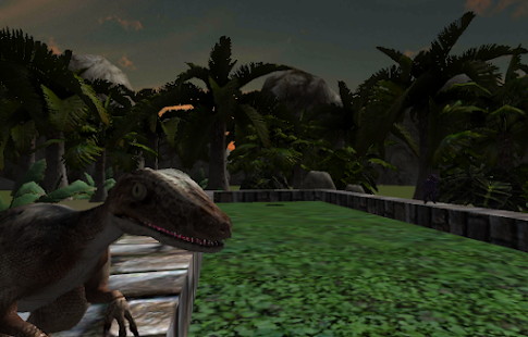 Jurassic Golf - screenshot