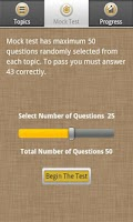 Screenshot of Test Your Prepositions