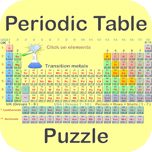 Game periodic table puzzle apk for windows phone android games game periodic table puzzle apk for windows phone urtaz Image collections