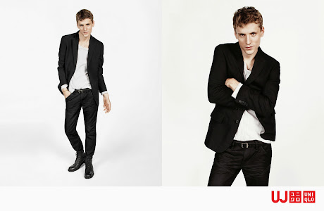 Uniqlo Denim Campaign