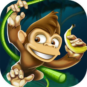 Hack Banana Island: Temple Kong Run game