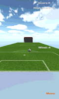 Screenshot of Soccer Games Flick Kick