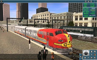 Screenshot of Trainz Simulator