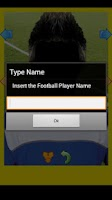 Screenshot of Real Football Player Spain