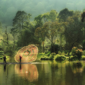 Situ Gunung  by Keril Doank - Landscapes Waterscapes