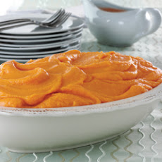 Super Easy Sweet Potato Mash