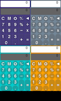 Screenshot of Aya Calc