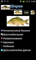 Screenshot of РибиБГ (FishBG)