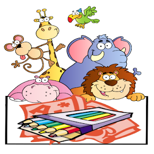 Animals Coloring Book - screenshot