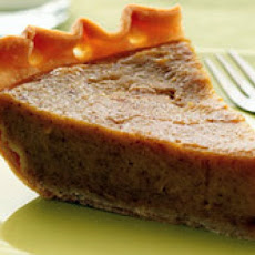Butternut Pie With or Without Crust