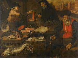 RIJKS: Jacob van Nieulandt: painting 1617