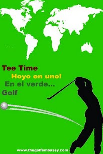 Spanish - Golf App - screenshot