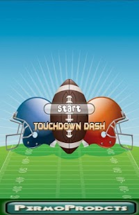 Touchdown Dash - screenshot