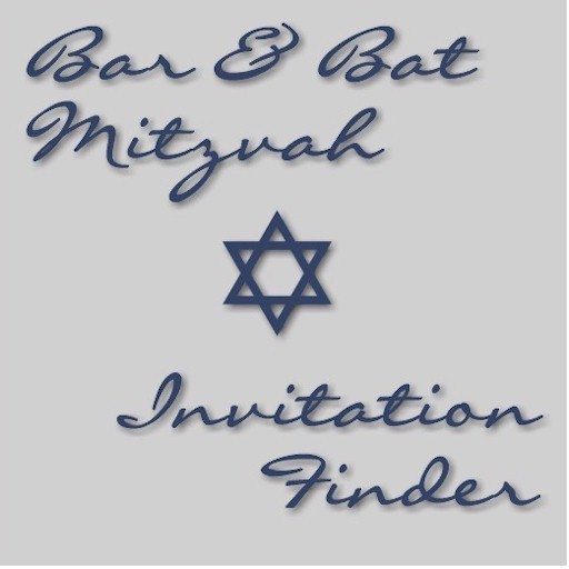 Bar Mitzvah Invitation Finder LOGO-APP點子