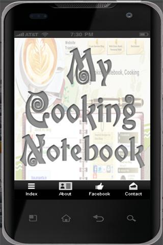 LeonoraGuerra Cooking Notebook