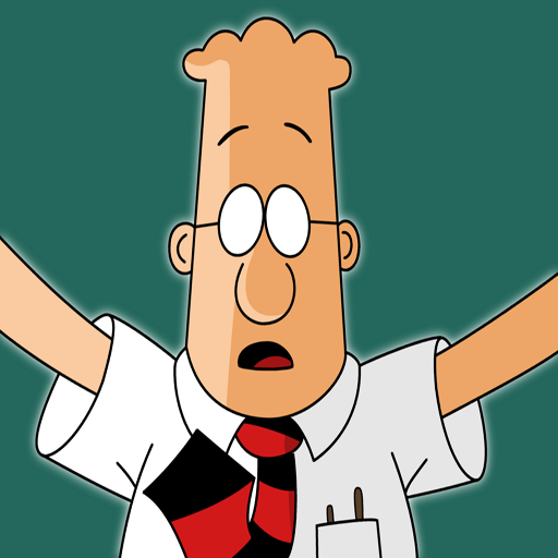 Dilbert Quotes by Stragure LOGO-APP點子