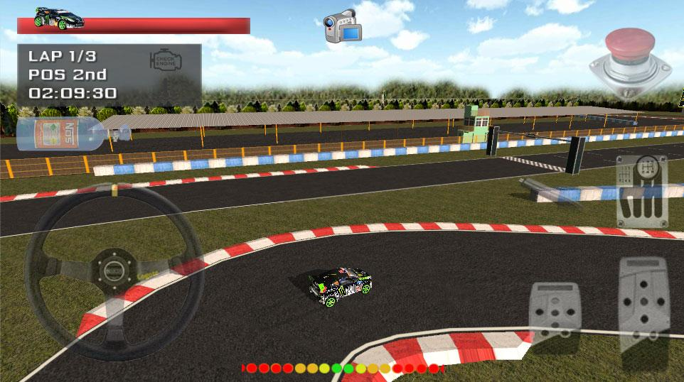 Grand Race Simulator 3D Screenshot 1