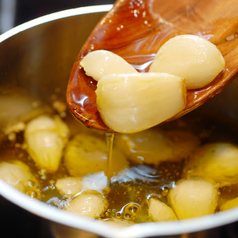 Quick and Easy Gourmet Garlic Oil