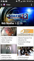 Screenshot of NewsWest 9