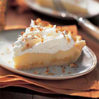 Pineapple Coconut Cream Pie Recipes