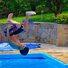 by Rogerio Ribas - Sports & Fitness Swimming (  )