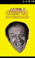 Screenshot of Carry On Soundboard