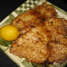 Light Turkey Schnitzel