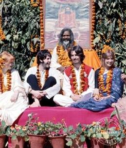 Beatles yogi