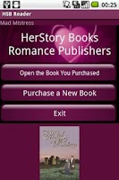 Screenshot of HerStoryBooks - Mad Mistress