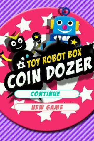 無料コイン落とし★TOYROBOTBOX COINDOZER