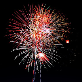 Independence day by Rajeev Krishnan - Public Holidays July 4th ( fireworks, public holiday, independence day, july 4,  )