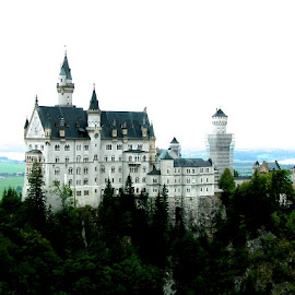 Scholss Neuschwanstein by Heru Koerniawan - Buildings & Architecture Statues & Monuments