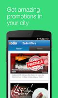 Screenshot of Zodio