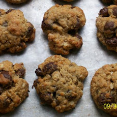 Goober Raisinette Cookies