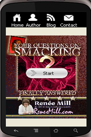 Questions on Smacking answered