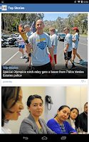 Screenshot of Torrance Daily Breeze